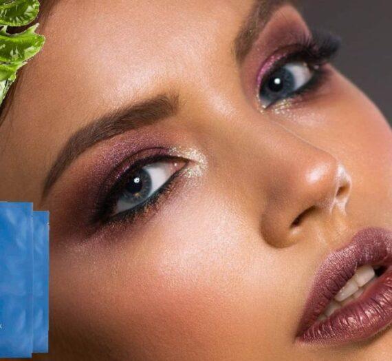 La maschera viso bio cellulosa e aloe